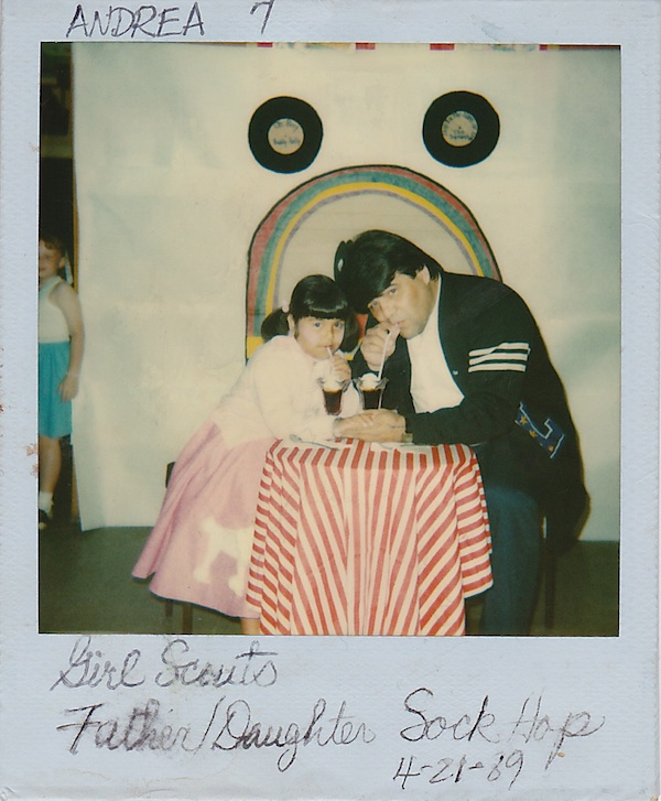 Girl Scout Sock Hop '89