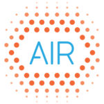 Logo for AIR (Association of Independents in Radio)